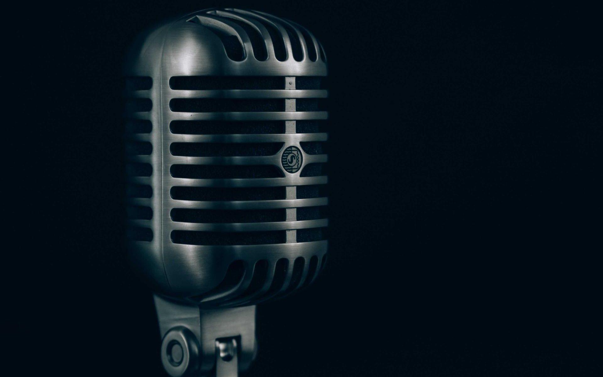 Välj rätt mikrofon!