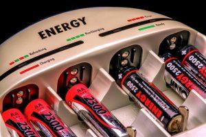 Batteriladdare ger förnyad kraft